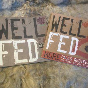 Well Fed Cookbooks 1 & 2